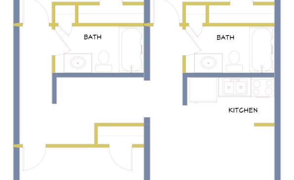 Azure 3 bedroom conversions