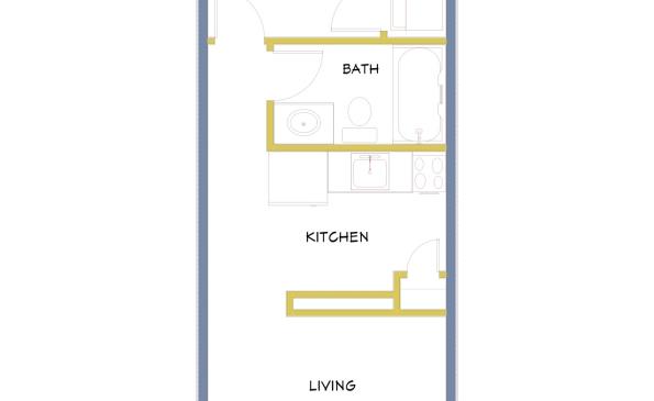 Goldfinch 1 Bedroom