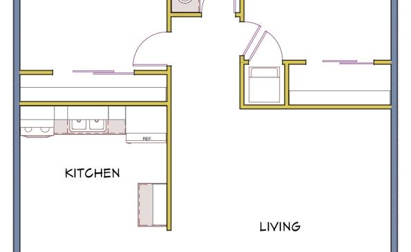 Goldfinch 2 Bedroom