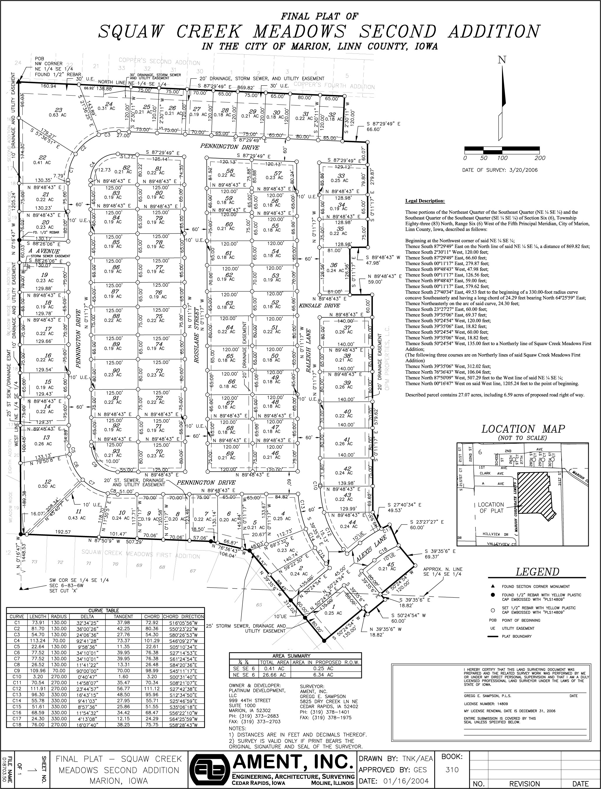 Squaw Creek Meadows Mirage Properties Of Iowa